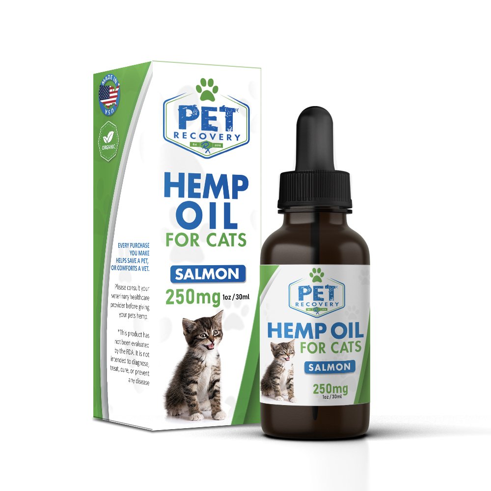 250mg cat oil